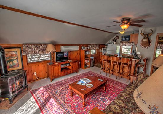 Montgomery Center, VT: The Trout River Suite