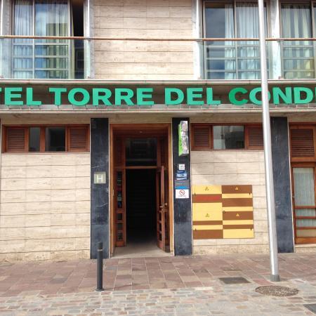 호텔 토레 델 콘데