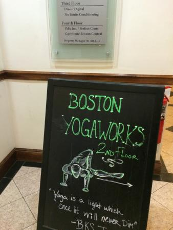 Back Bay Yoga Studio