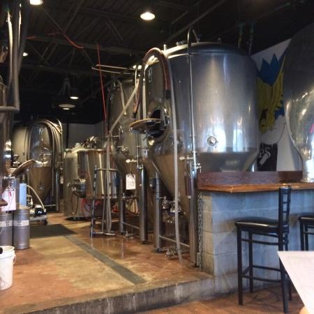 Interior - Props Brewery & Grill Photo
