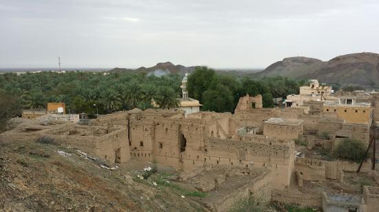 Al Khaburah, Oman: Algizin village located 15 km from the hotel Khaboura
