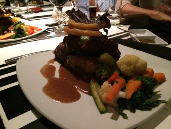 Latitude 13: Beef Steak
