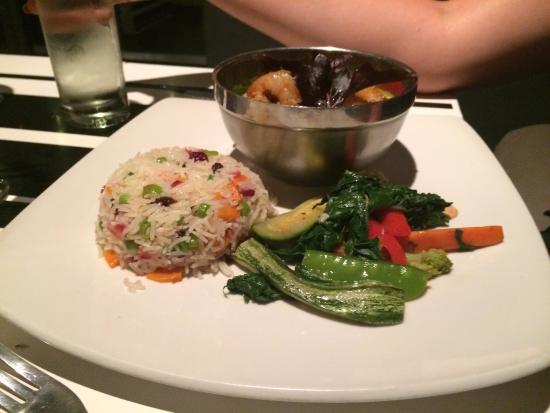 Latitude 13: Thai Prawn Curry