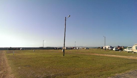 Struisbaai, South Africa: Super Lage, dennoch wenig Flair