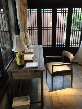 Langzhong, Κίνα: 部屋