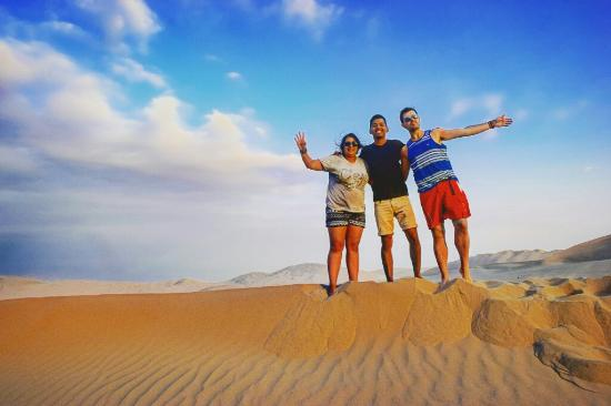 Huacachina Travel