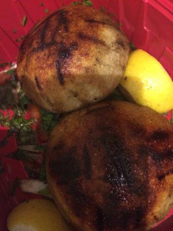 grilled Syrian Kibbah