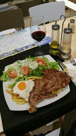 restaurante el jardin de portugalete en portugalete con
