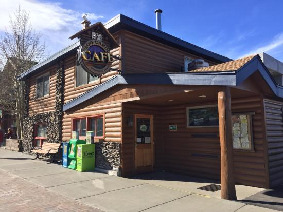 Picture of log cabin cafe frisco tripadvisor for Log cabin cafe