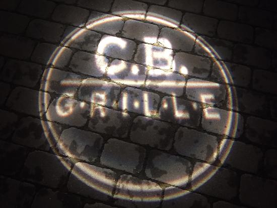 CB Grille : Sidewalk