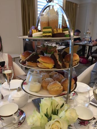 Tiffin Afternoon Tea at The Langham