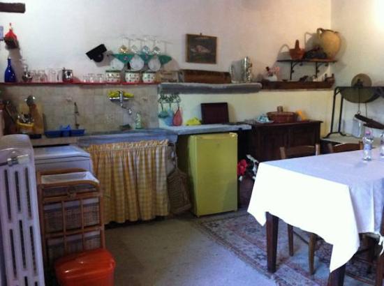 """La Terrazza : appartamentino privato """"la mangiatoia"""""""