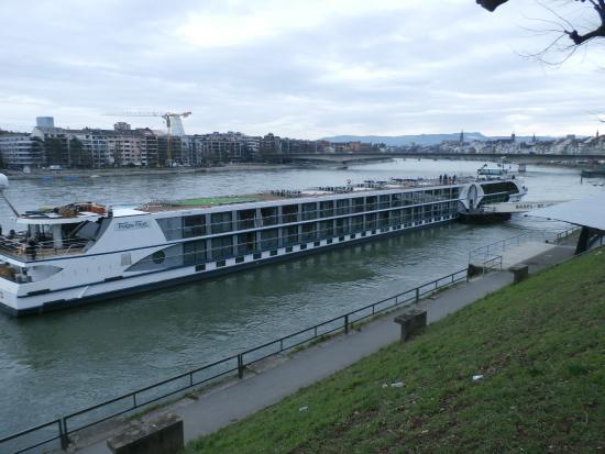 rhein river cruise port picture of st johanns park basel rh tripadvisor co uk