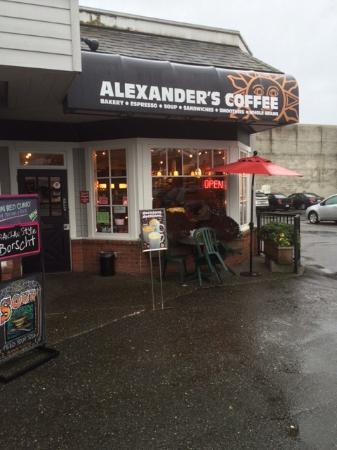 Alexander's Coffee