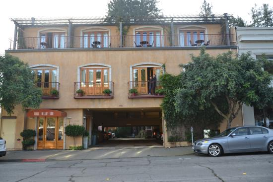 Hotels Mill Valley Ca Area