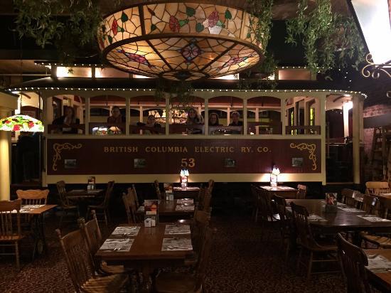 restaurante picture of old spaghetti factory vancouver rh tripadvisor com