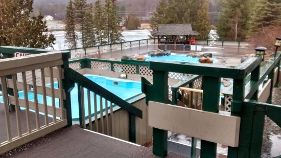 Snow Lake Lodge Resmi