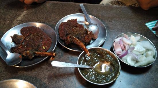 Mohan Singh Meat Shop