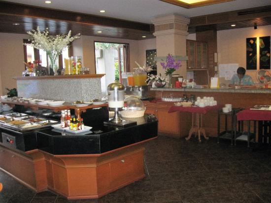 Phuket Kata Resort: Завтрак