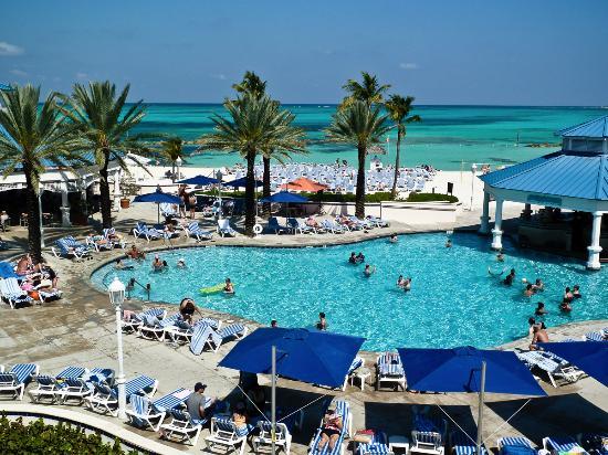 Melia Nau Beach All Inclusive Resort