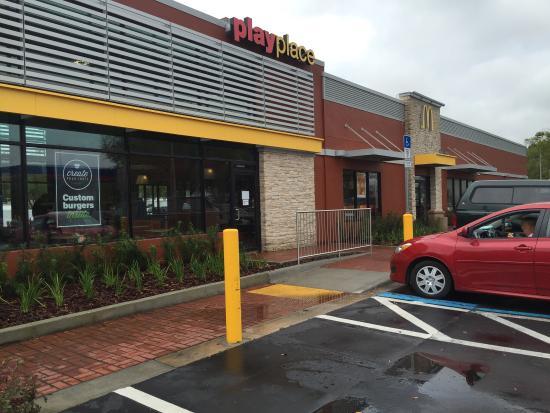 Dover, FL: McDonald's