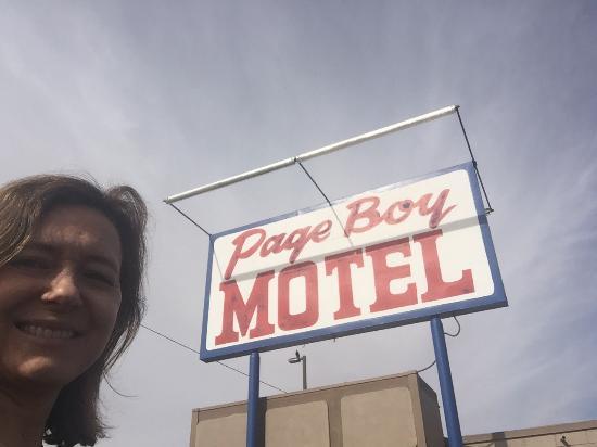 Page Boy Motel: photo0.jpg