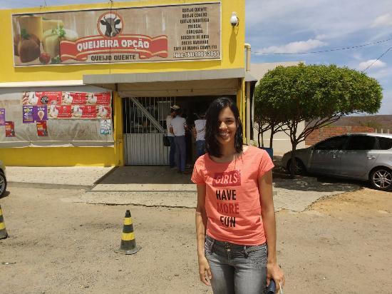 Angicos, RN: Queijeira Opção