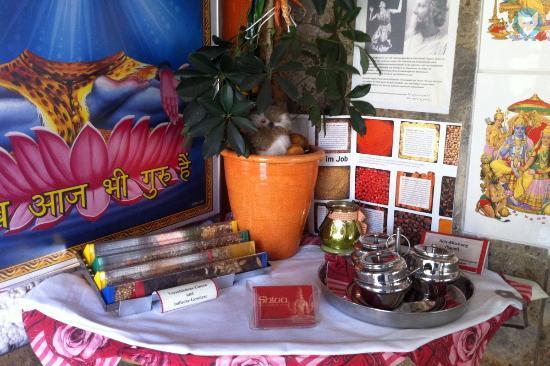 =:> Shiva - Eingangsbereich