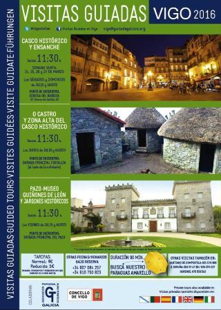 Asociacion Profesional De Guias Turisticos De Galicia