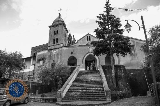 Gragnano, Italie: chiesa