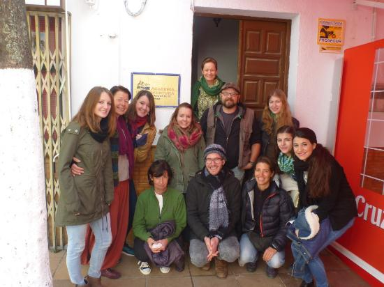 Academia Pradoventura - Day Classes : Mi famlia de Prado del Rey :)