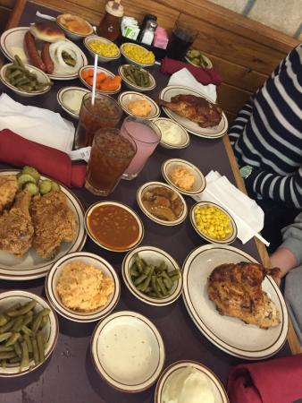 Underwoods Cafeteria