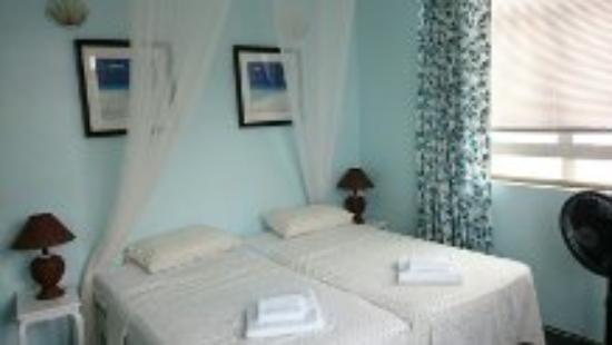Desert Rose : guest bedroom, sleeps 2