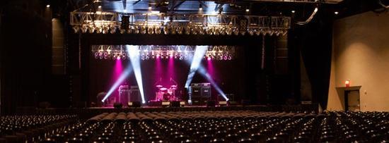 Hard Rock Concert Venue Picture Of Hard Rock Rocksino