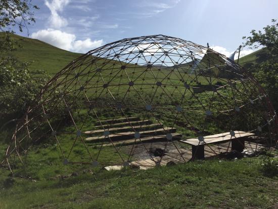Poly Canyon Loop: Dome