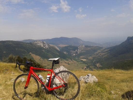 Velo Vercors : Great views