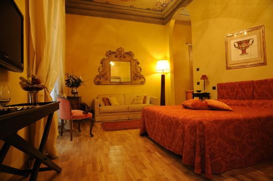 Palazzo Galletti: Suite
