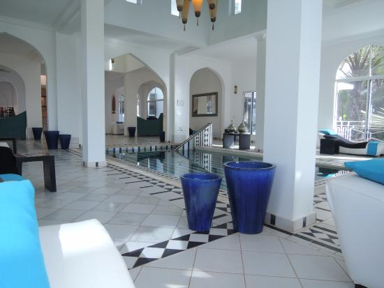 Bijilo, Gambia: indoor pool