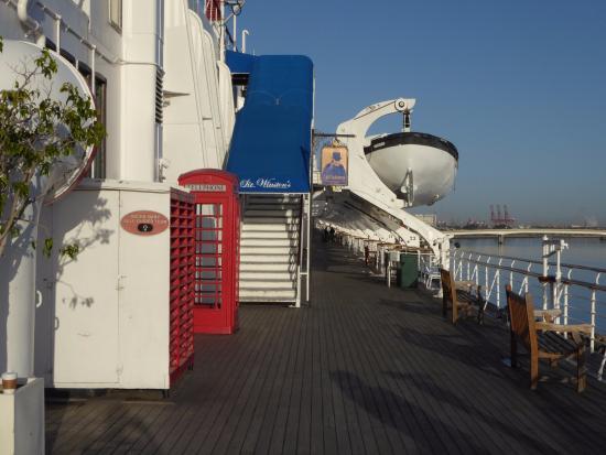 great view across the parking lot to the long beach cruise terminal rh tripadvisor co nz