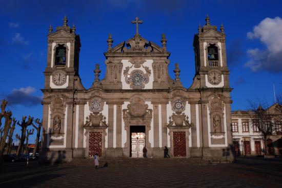 Bom Jesus de Matosinhos Church