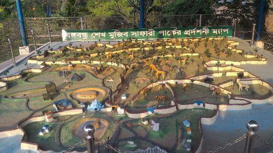 Bangabandhu Safari Park