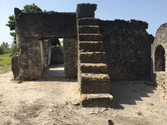Bagamoyo, Tanzania: Kaole Ruins