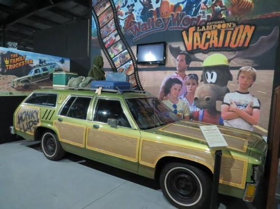 Family Truckster Picture Of Historic Auto Museum Roscoe