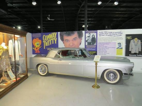 Historic Auto Museum: Conway Twitty
