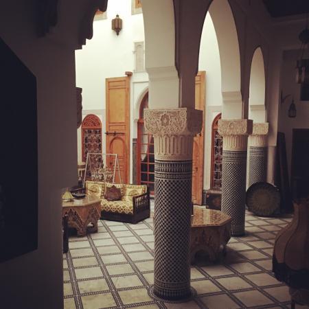 Riad Boustan Photo