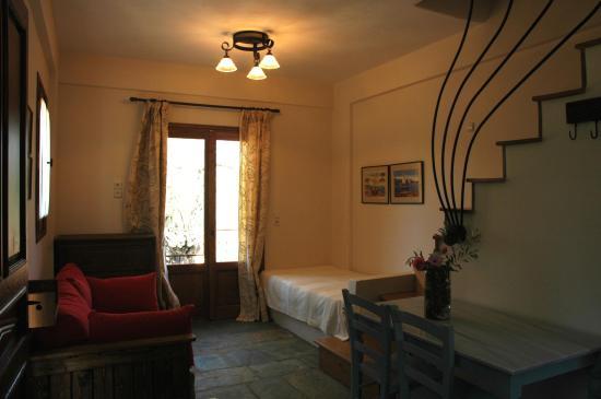 living room sapfo house picture of gera s olive grove gera rh tripadvisor com