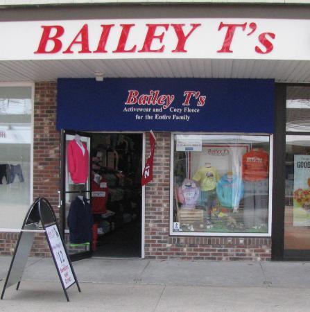 Bailey T's