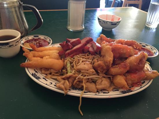 Kinda Of Dirty Review Of New Moon Chinese Restaurant Longview Wa Tripadvisor