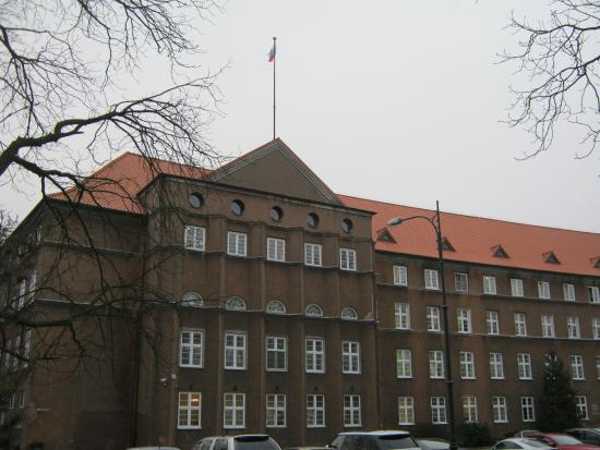 Finance Administration Building of East Prussia