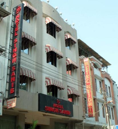 Hotel Singh Sahib: Вид1